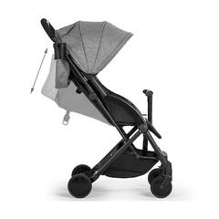 Прогулочная коляска Kinderkraft Pilot Grey