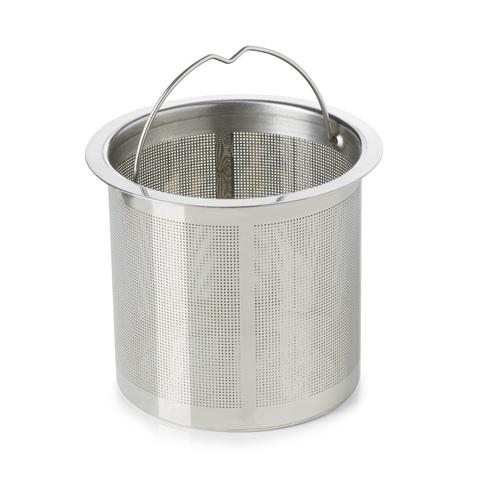 Фарфоровый чайник с ситечком, черный, артикул 653593, серия Pekoe