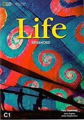 Life Advanced Students Book with DVD