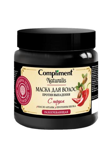 Compliment Naturalis Маска для волос с перцем Против выпадения