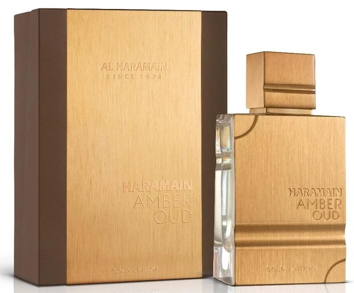 Al Haramain Perfumes Amber Oud Gold Edition EDP