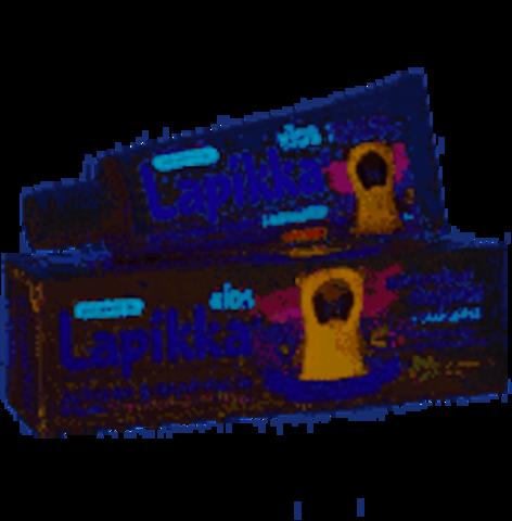Детская зубная паста LAPIKKA KIDS (молочный пудинг) 3+