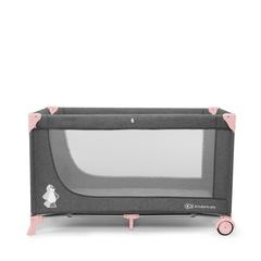 Манеж Kinderkraft Joy Basic Pink