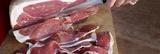 Нож кухонный Opinel №123 VRI Parallele для карпаччо