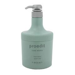 Маска для волос линии PROEDIT HAIR TREATMENT SOFT FIT 600 мл