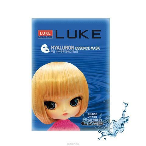 LUKE маска для лица с гиалуроновой кислотой