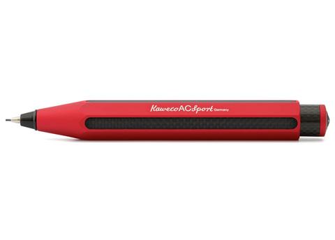 Карандаш механический AC Sport 0.7мм красный корпус