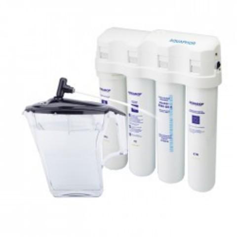 Водоочиститель Аквафор исполнение Аквафор-ОСМО-К-100-4-Б-М (автомат питьевой воды DWM41), арт.и3390