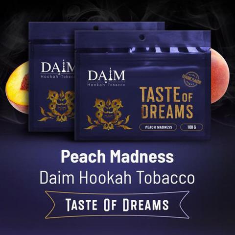 Табак Daim Peach Madness 100 г