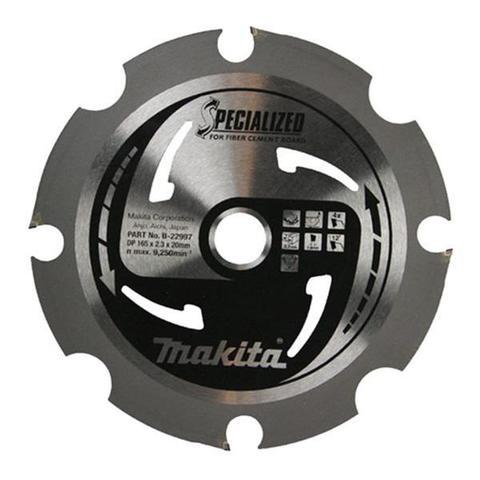Пильный диск для цементноволокнистых плит Makita B-31538