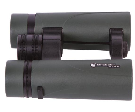 Бинокль Bresser Pirsch 8x34 - ROOF призмы с фазовой коррекцией