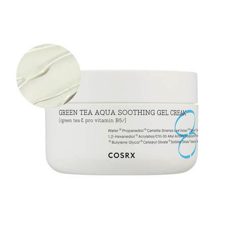 COSRX Green tea Aqua Soothing Gel Cream Крем-гель с зеленым чем  50мл