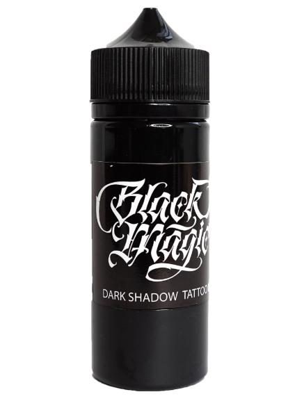 BLACK MAGIC dark shadow tattoo ink 120 мл