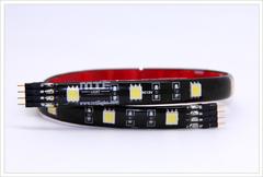 Гибкие светодиодные полосы MTF Light 3M4A125BR 30 см (красный)