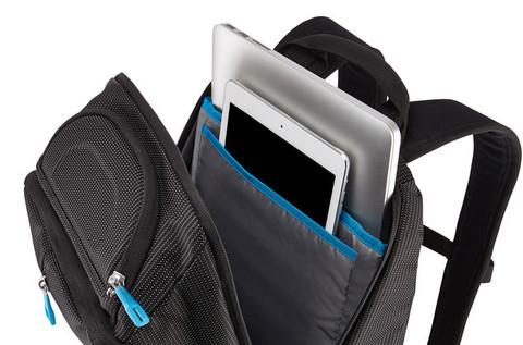 Картинка рюкзак для ноутбука Thule Crossover 25 Черный - 3