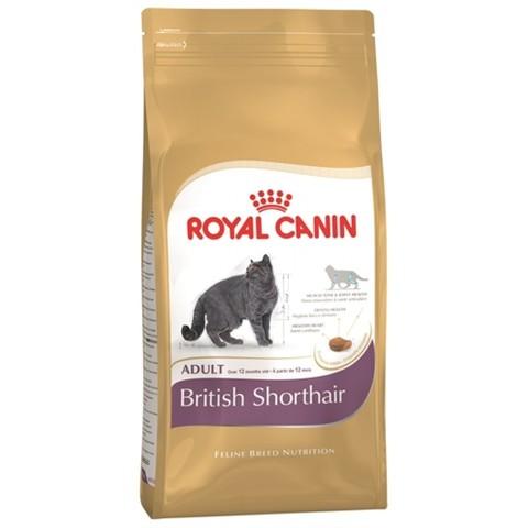 13 кг. ROYAL CANIN Сухой корм для кошек породы британская короткошерстная British Shorthair Adult