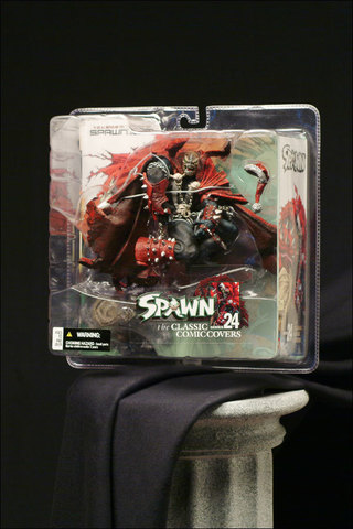 Spawn — Santa The Classic Comic Covers