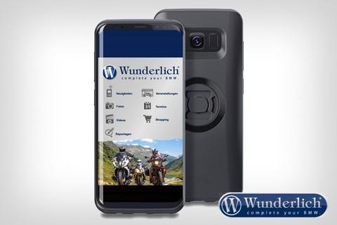 SP-Connect Защитный чехол Samsung S8  - черный