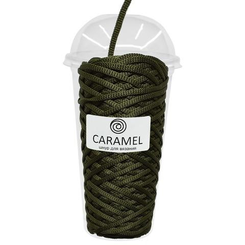 Полиэфирный шнур Caramel Шалфей
