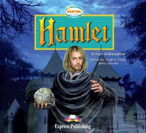 Hamlet. Гамлет. Уильям Шекспир. Аудиодиск