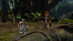 LEGO Indiana Jones: The Original Adventures (PSP, английская версия, б/у)