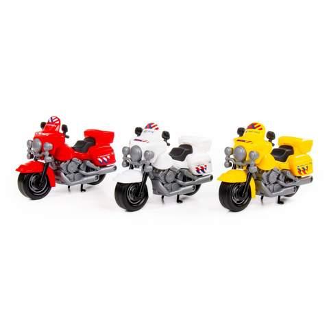 Мотоцикл (NL), микс №1 (в пакете), 71330