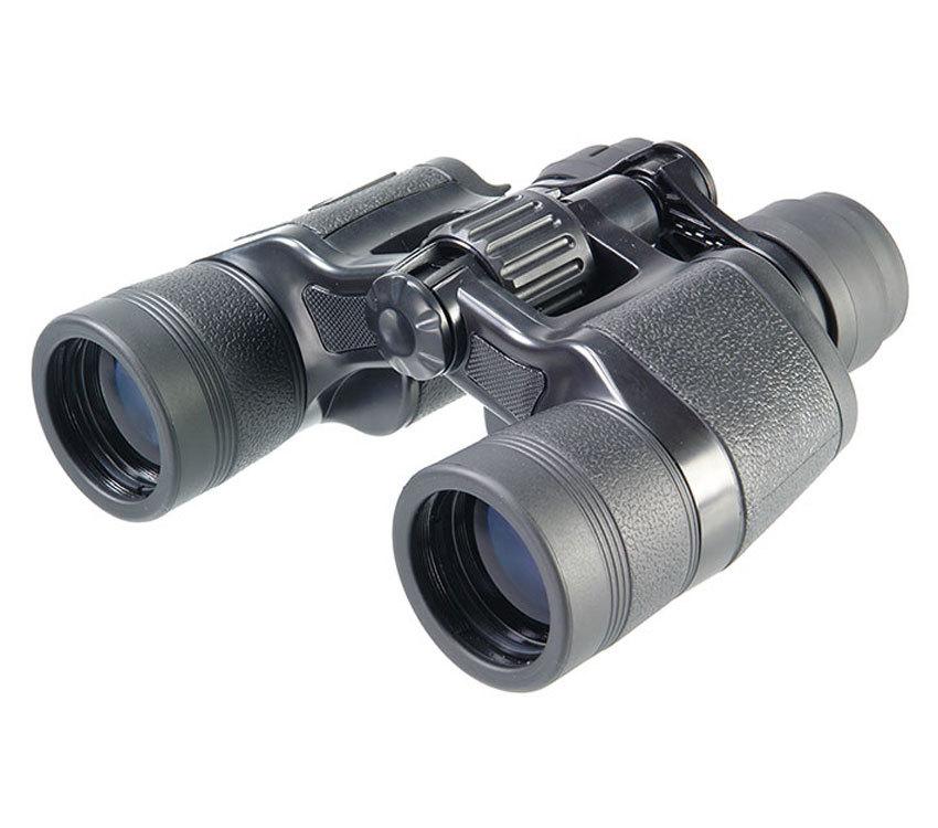 Бинокль Veber zoom 8-18x40 черный - фото 1