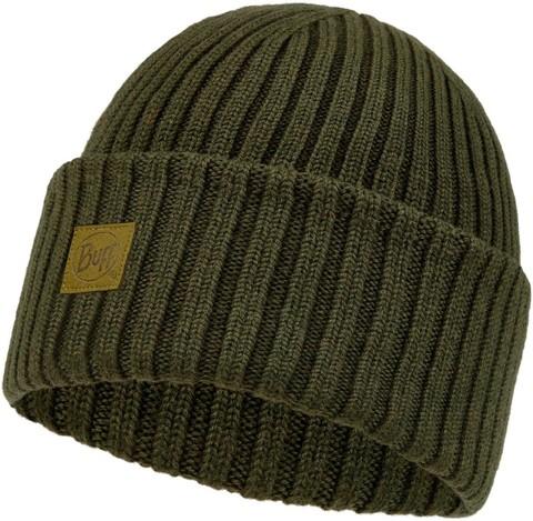 Вязаная шапка Buff Hat Knitted Ervin Forest фото 1