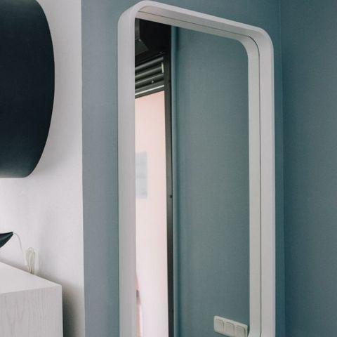 Зеркало из дуба Иконс