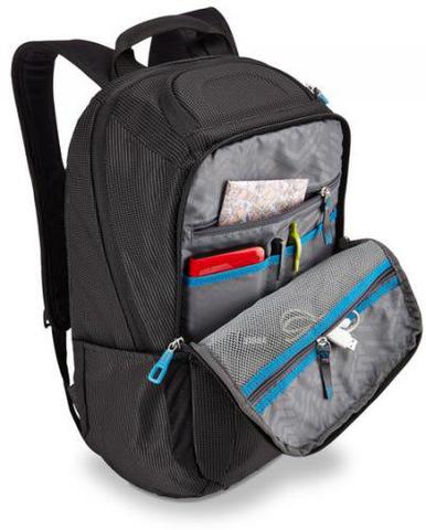 Картинка рюкзак для ноутбука Thule Crossover 25 Черный - 4