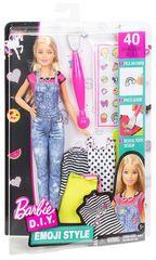 Кукла Барби Стиль Эмодзи