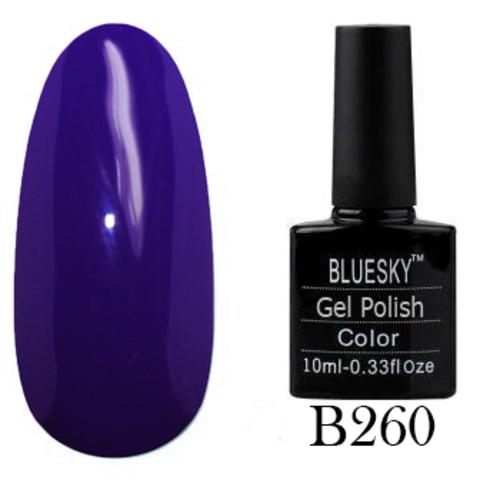 Bluesky, Гель-лак B260