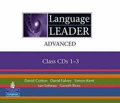 Language Leader Adv Class CD !!