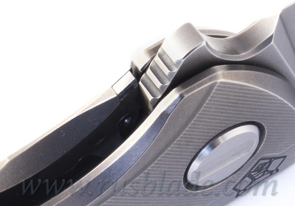 Shirogorov F5 Slim Silk S90V Custom Division - фотография