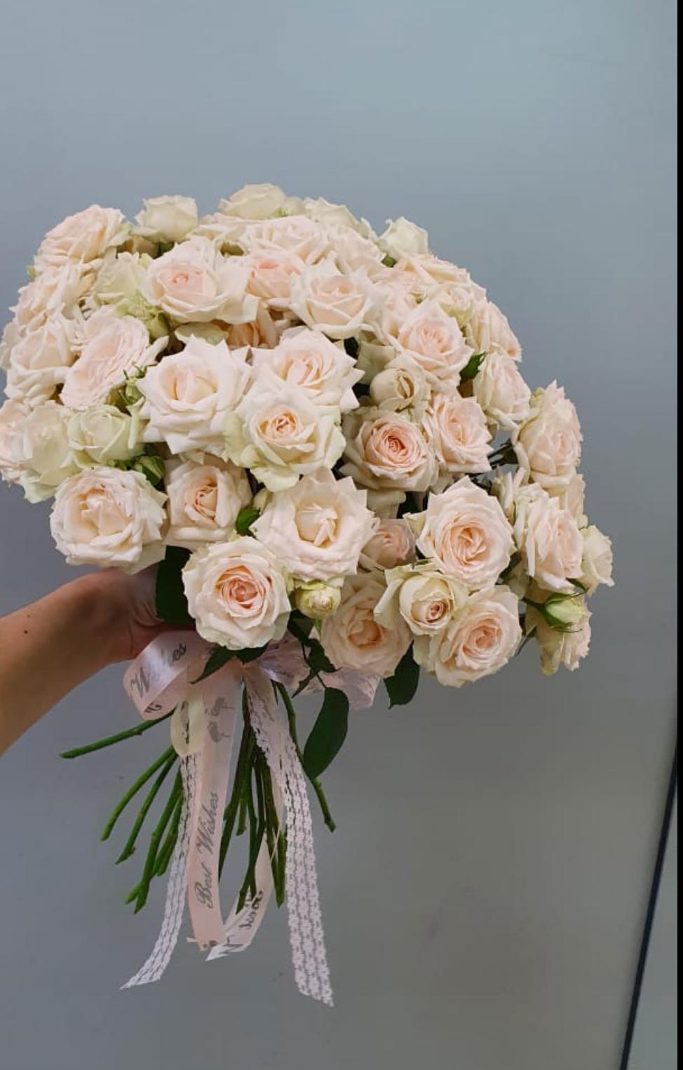 Букет Роза кустовая (Б-108)