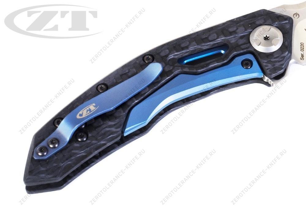 Нож Zero Tolerance 0762 - фотография