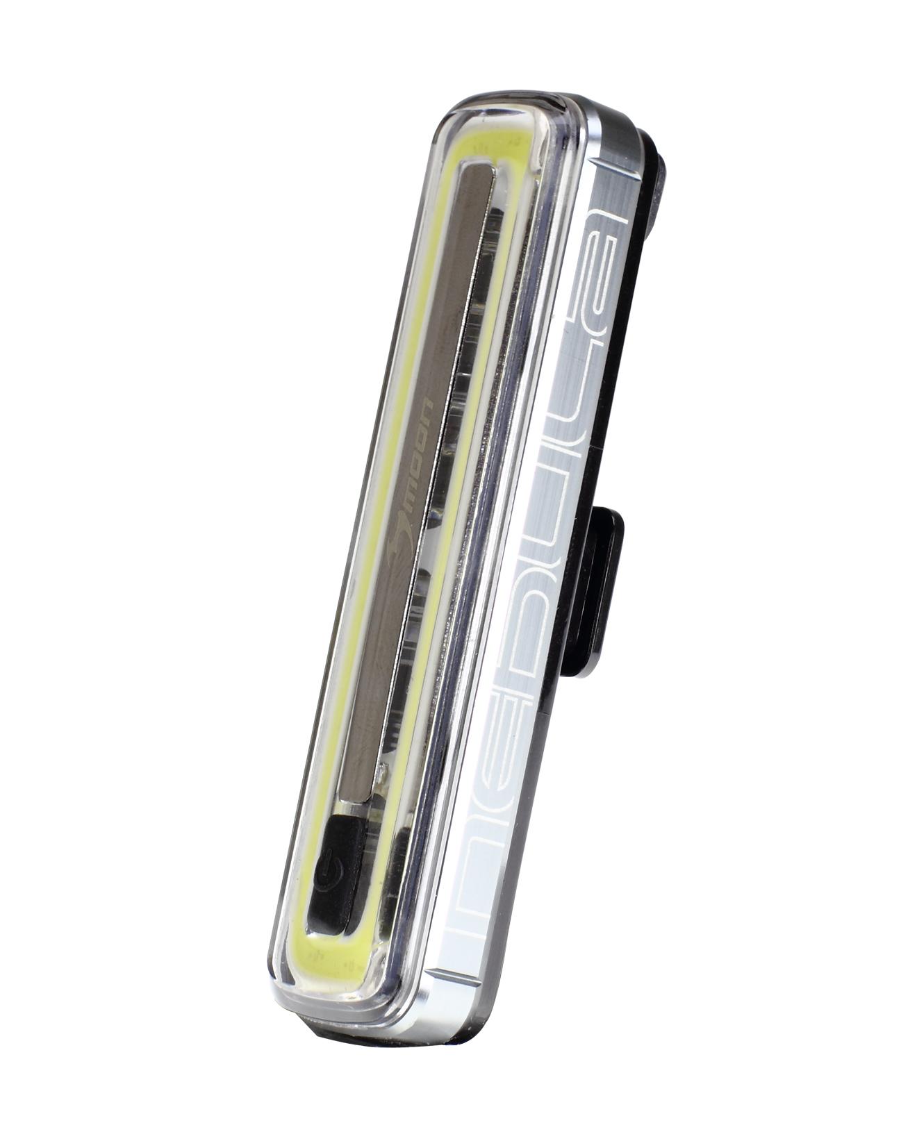 Фонарь передний Moon Nebula 1 диод 8 реж.slv USB