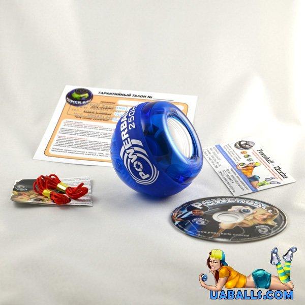 комплектация powerball classic blue