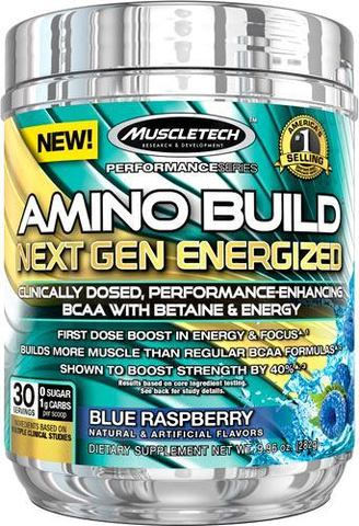 Аминокислоты MuscleTech Amino Build