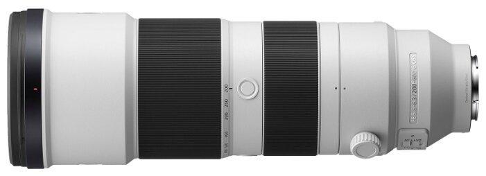 Объектив Sony SEL-200600G купить в интернет-магазине Sony Centre Воронеж