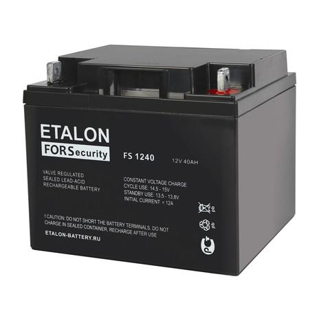 Аккумулятор ETALON FS 1240