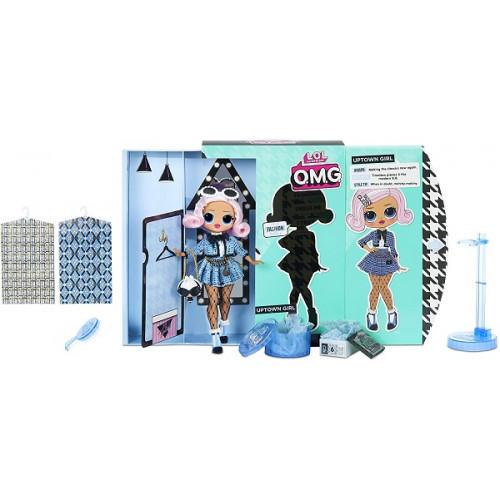 MGA Entertainment Кукла LOL Surprise O.M.G.- Uptown Girl Fashion Doll