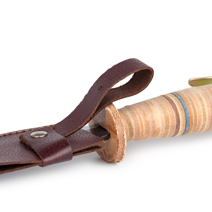 Садовый секач, нож для обрубки сучьев Leonhard Mueller 600 гр