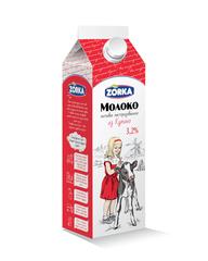 """Молоко """"Купино"""" 3,2%  900мл"""