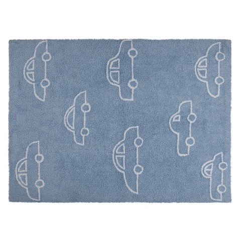 Ковер Lorena Canals Cars Blue (120 x 160)