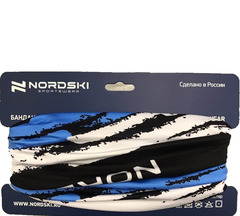 Баф Nordski Stripe Black
