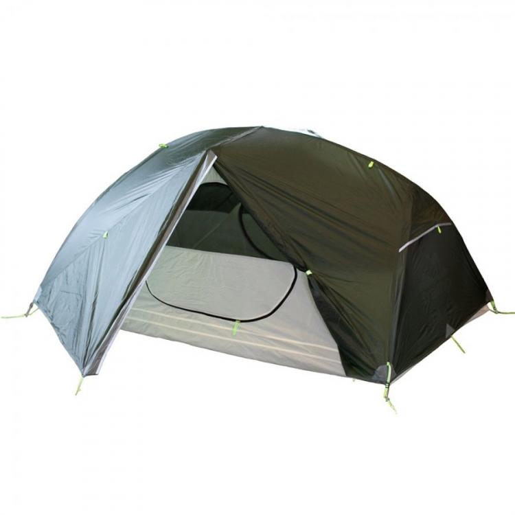 Палатка Tramp Cloud 2 Si, Dark Green