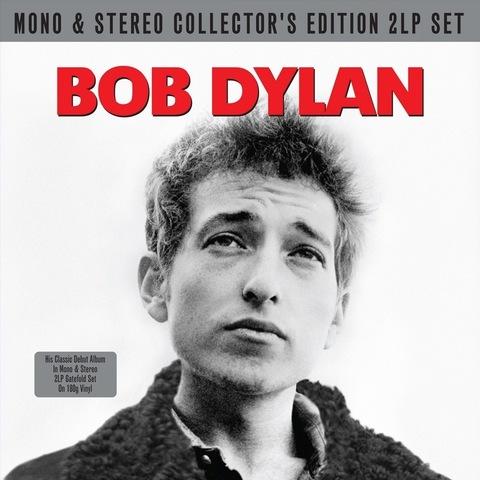 Виниловая пластинка. Bob Dylan - MONO/STEREO