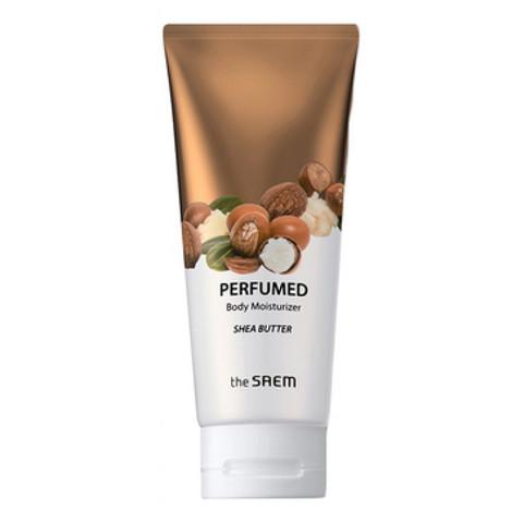 The Saem Perfumed Body Moisturizer Shea Butter лосьон для тела с маслом Ши