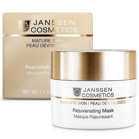 Janssen Mature Skin: Омолаживающая крем-маска для лица с комплексом Cellular Regeneration (Rejuvenating Mask)
